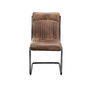 Ansel chair light brown - m2