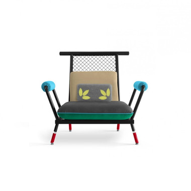 Pk6 armchair multicolored