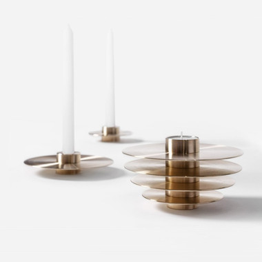 Orb candle holders cs1