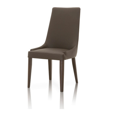 Aurora wenge dining chair