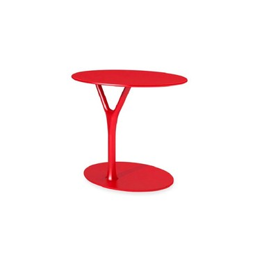 WISHBONE TABLE, 450MM