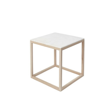 Cub table white