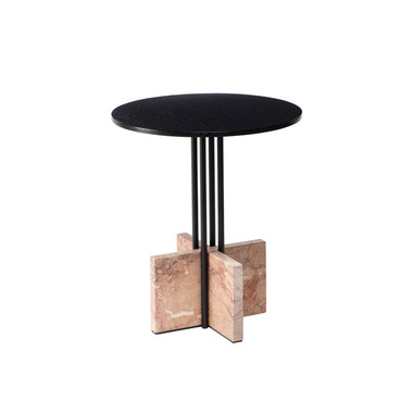Gravity side table