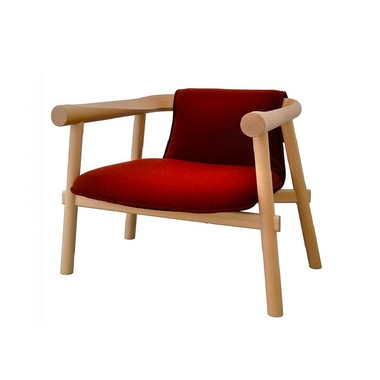 Altay armchair, fabric
