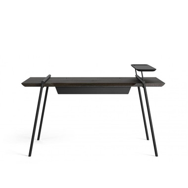 Duoo writing desk black