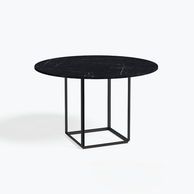 Florence dining table black