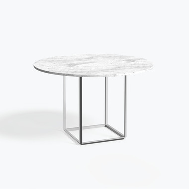 Florence dining table white